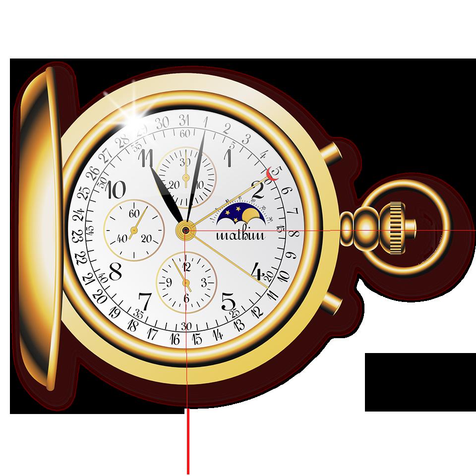 orologio da tasca savonnette