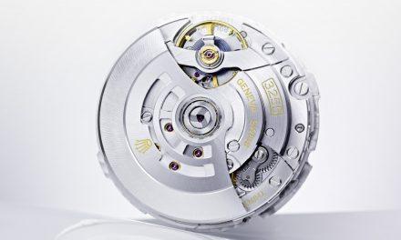 Rolex calibro 3255